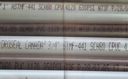 PVC/CPVC SCHEDULE 80 PIPE & SinHaiCheong   PVC/CPVC Schedule 80 Pipe   Thermoplastic Valves ...
